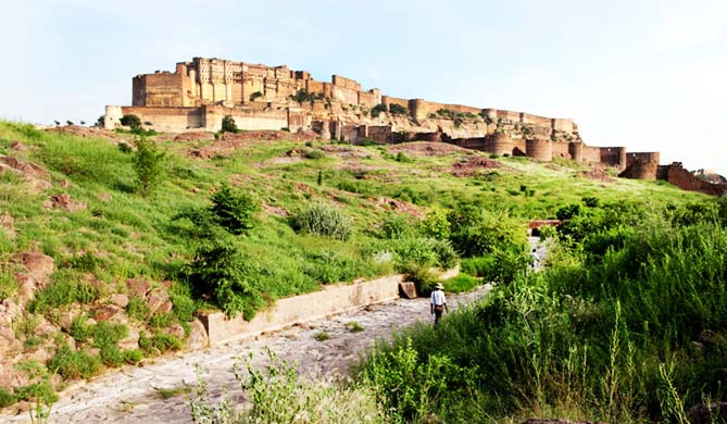 tourist attractions in jodhpur rajasthan